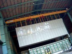 Jednonosníkový mostový žeriav, GJMJ 5t-5t:23,8m, Signum