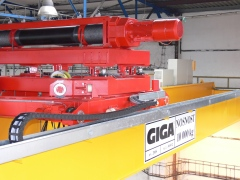 Magnetový žeriav GDMJ 10t/17,12m s otočnou mačkou_04