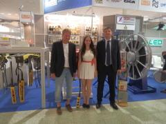 Medzinárodný strojársky veľtrh MSV 2016 Nitra, Slovensko