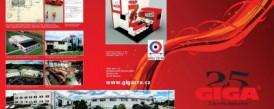 Společnost GIGA - 25 let na trhu zdvihací techniky