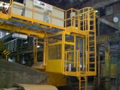 Mostový žeriav GDMJ - 3,2 t, 6 m, montáž