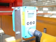 Laser na meranie