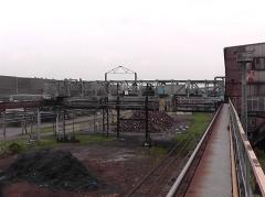 Pôvodný žeriav nahradený novým mostovým žeriavom GDMJ 10t-35m