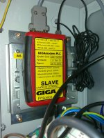 GIGA modem slave instalovany - 3497
