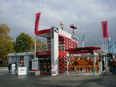1. Medzinárodný veľtrh dopravy a logistiky a Medzinárodný strojársky veľtrh Brno 2001