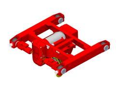 Elektrický lanový kladkostroj dvojkoľajový, typ GHM 8000-20-4/1-6M,D_4760