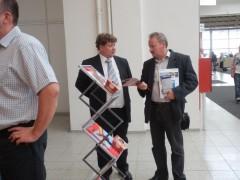 6. Medzinárodný veľtrh dopravy a logistiky a Medzinárodný strojársky veľtrh Brno 2011, 7