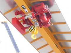 GPMJ 8t:13m vonkajší portálový žeriav, montáže Přerov, rok 2012, prístrešok