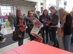 Medzinárodný strojársky veľtrh MSV 2013, Brno, 11