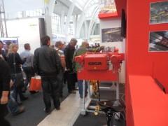 Medzinárodný strojársky veľtrh MSV 2013, Brno, 17