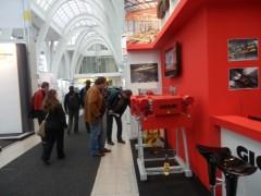 Medzinárodný strojársky veľtrh MSV 2013, Brno, 5