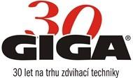 GIGA - 30 rokov na trhu zdvíhacej techniky