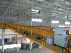 Nový rozvádzač - mostový žeriav GDMJ 12,5t-27,9m po rekonštrukcii