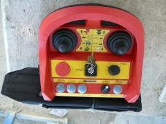 Rádio ovládanie s meraním