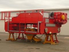 Výroba žeriava - vrátok GHF 125t