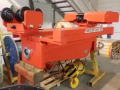 Výroba kladkostrojov GHM 12500 pre Terekty Kazachstan